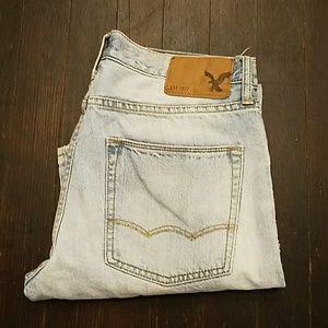 Like New American Eagle Jeans, 29/30